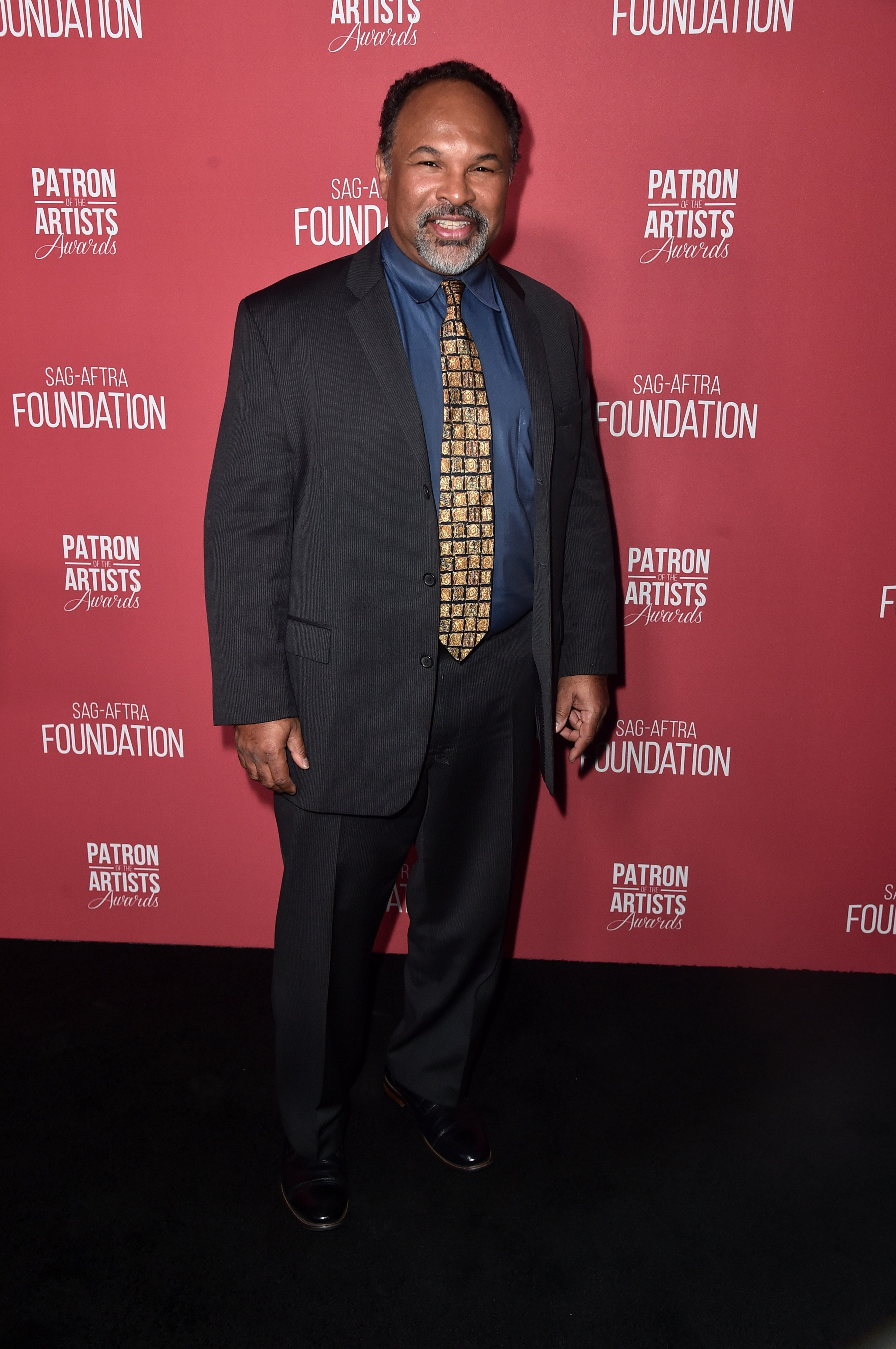 Geoffrey Owens at the SAG-AFTRA Foundation's 3rd Annual Patron of the Artists Awards on November 8, 2018.   Photo: Getty Images