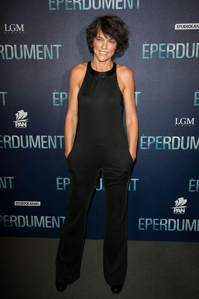 Anne Le Nen en février 2016. Photo : Getty Images