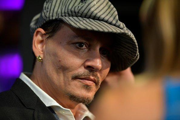 "Johnny Depp, Zürich, Premiere ""Richard Says Goodbye""-Festival, 2018 | Quelle: Getty Images"