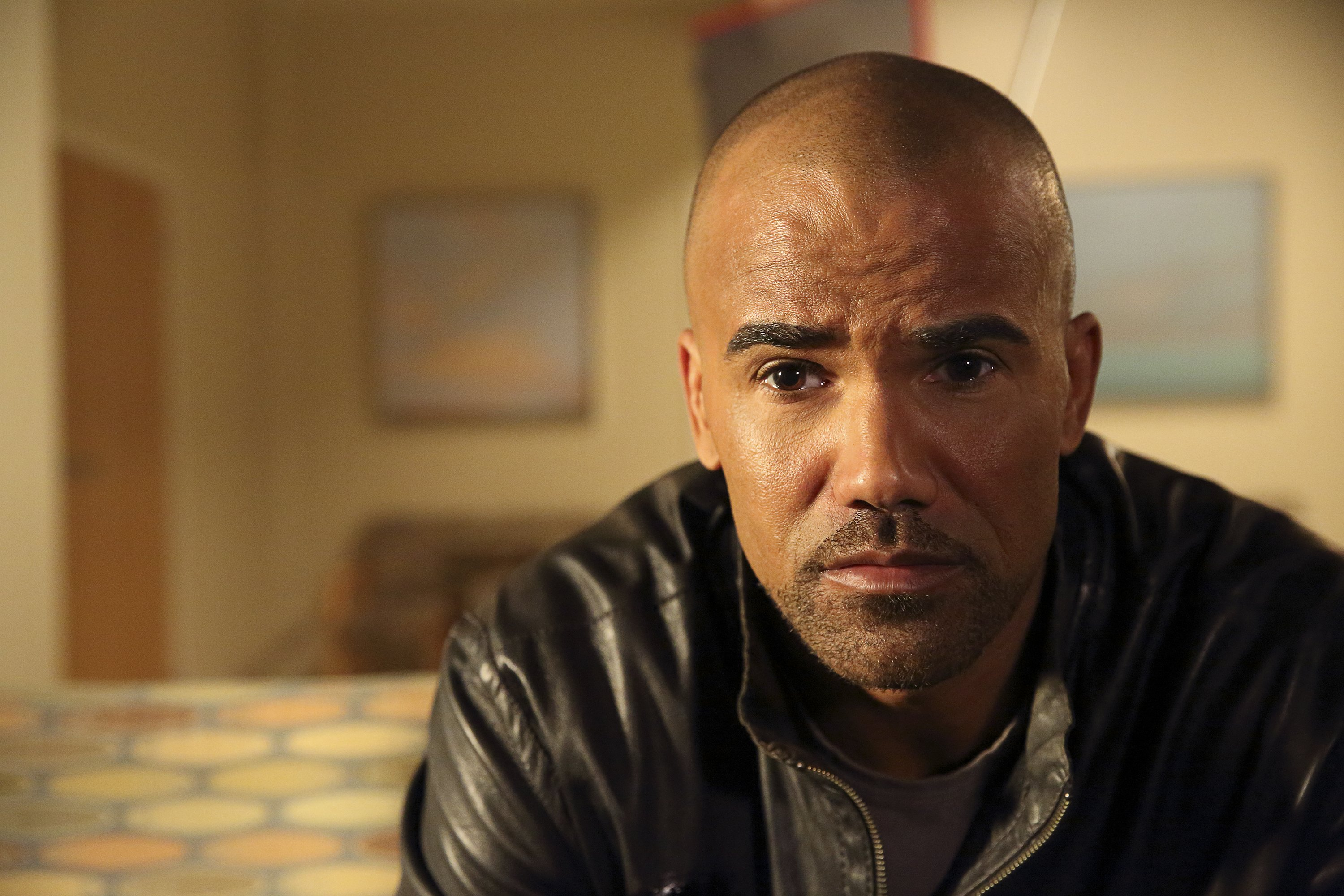 """Shemar pictured on an episode of """"Criminal Minds.""""   Photo: Getty Images"""