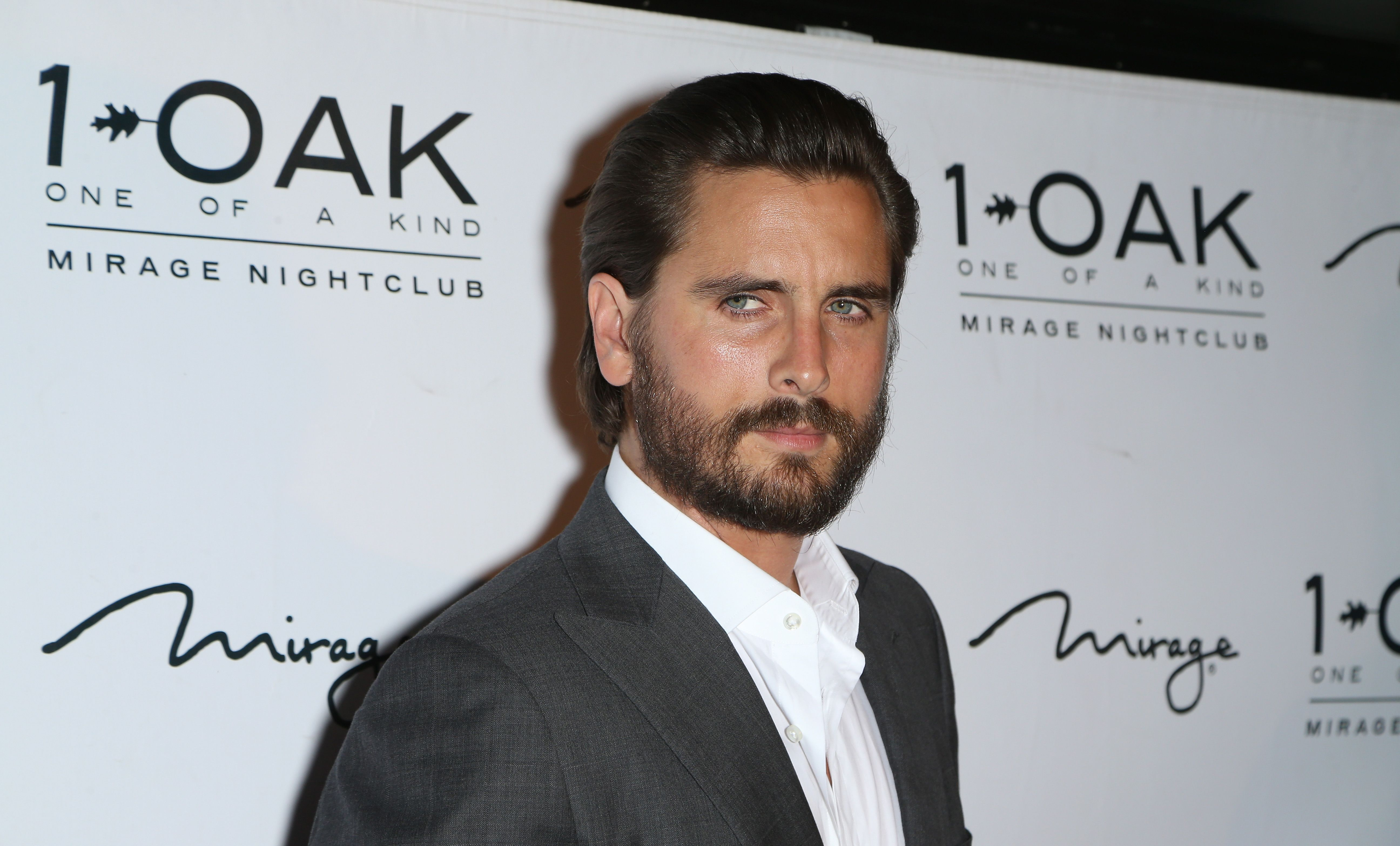 Television personality Scott Disick at 1 OAK Nightclub at The Mirage Hotel & Casino on July 25, 2015 | Photo: Getty Images