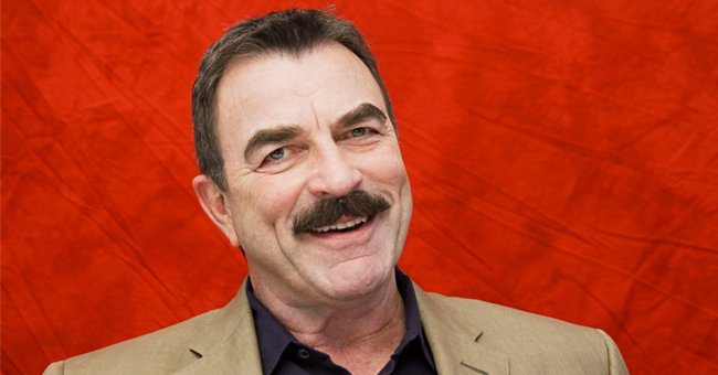 Check Out Tom Selleck's Beautiful Grown-up Daughter Hannah Serving Legs in a Slit Wrap
