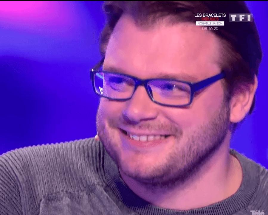 Benoît ému lors d'un nouveau coup de maître dans les 12 coups de midi. | Télé Star