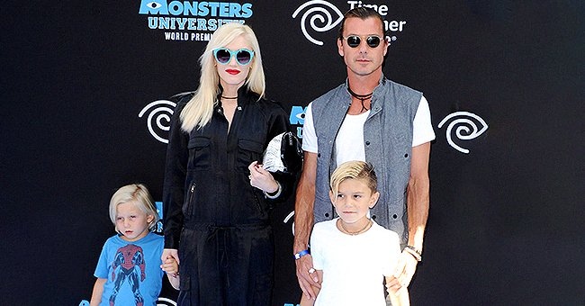 Gavin Rossdale Says Son's Broken Arms Are Nothing Compared to When He's with Gwen Stefani