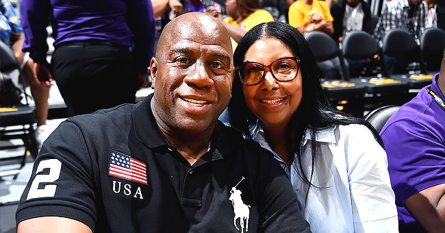 How Cookie and Magic Johnson Reacted after Their Son EJ Came out When He Was 17