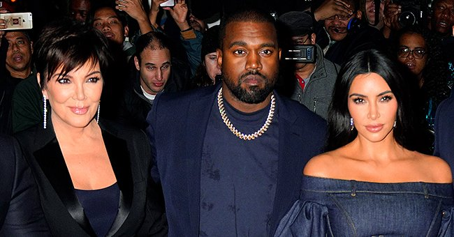 Kris Jenner Wishes Son-In-Law Kanye West Happy 43rd Birthday in a Sweet Post