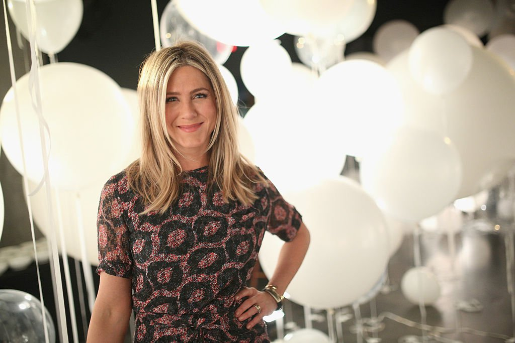 L'actrice Jennifer Aniston. | Source : Getty Images