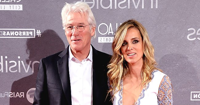 Richard Gere & Other Famous Dads Who Welcomed Children Late in Life