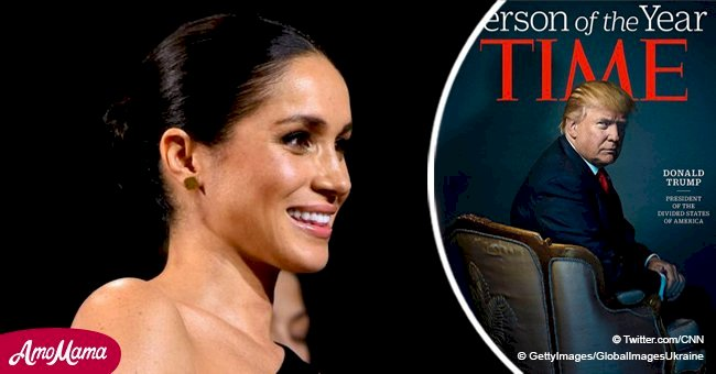 Meghan Markle makes 'Person of the Year' shortlist alongside Trump and immigrant families