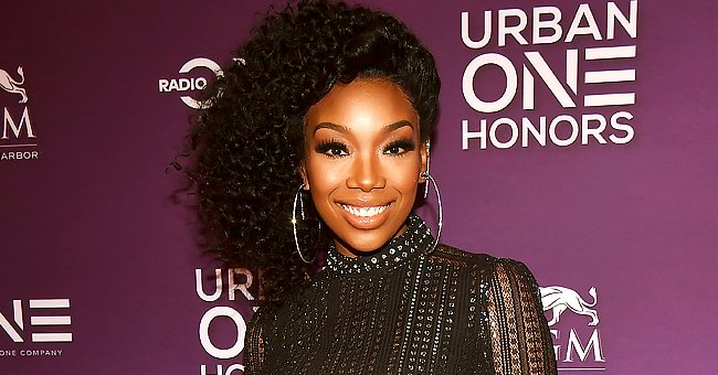 Brandy's Only Daughter Sy'Rai Shows Uncanny Resemblance to Mom Flaunting Braids in a Photo