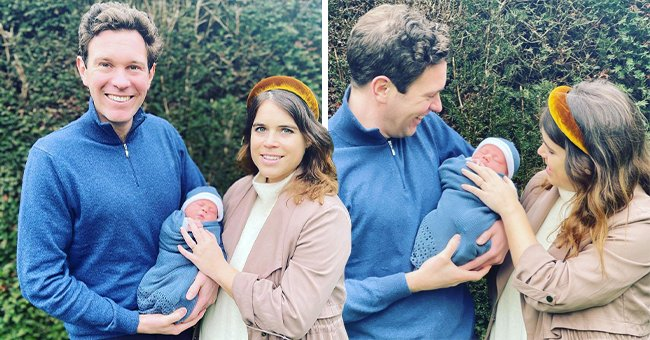 Princess Eugenie Praised for Skipping Royal Glam & Showing Natural Postpartum Pic with Her Son
