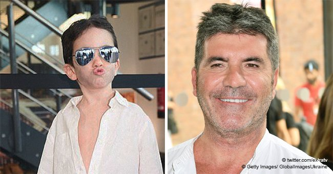 Simon Cowell Has the Cutest 5-Year-Old Son Named Eric Who Looks Exactly like His Little Copy