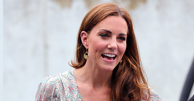 Kate Middleton Looked Summery While Attending a Youth Photography Workshop