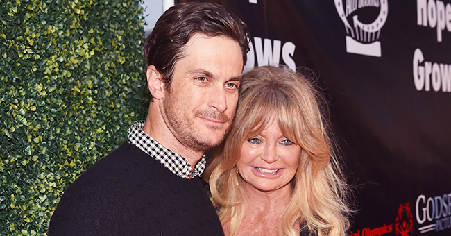 Oliver Hudson Shares a Photo of His Children and Daughter Rio Looks like His Mom Goldie Hawn