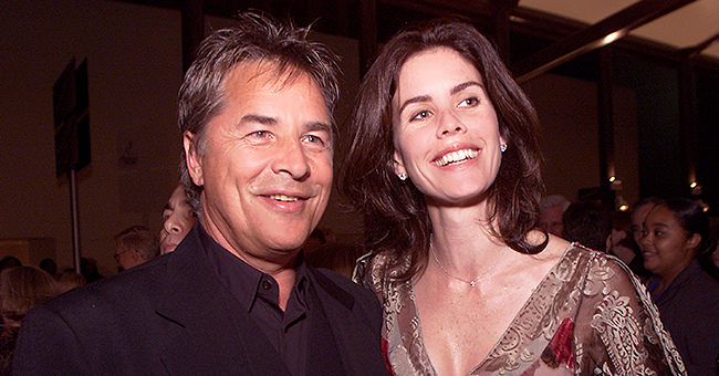 Don Johnson's Wife Kelley Phleger Shares Precious Moments with Her Sons in Photos