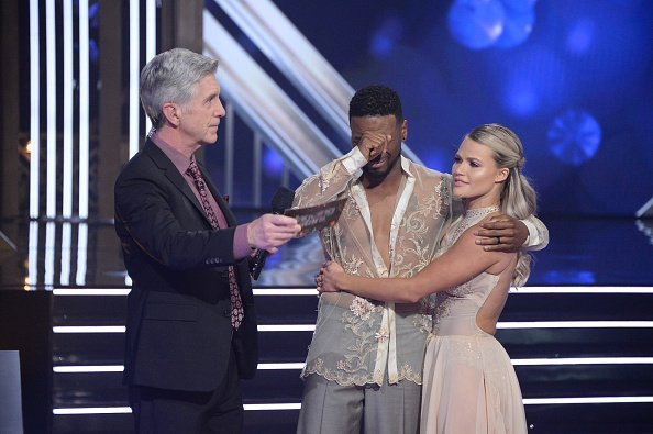 "Tom Bergeron and pro-dancer couples return to the ballroom to compete on the 10th week of the 2019 season of ""Dancing with the Stars,"" 