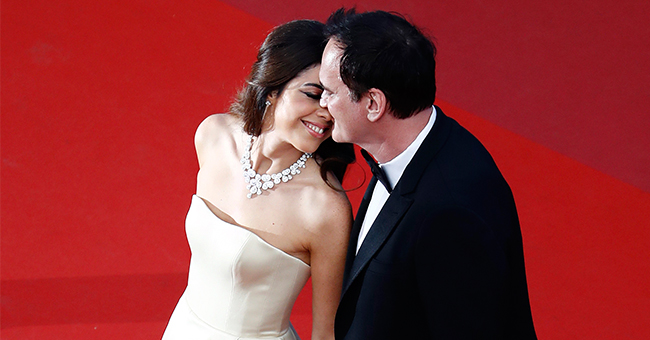 Quentin Tarantino, 56, Expecting His First Child with Young Wife Daniella, 35