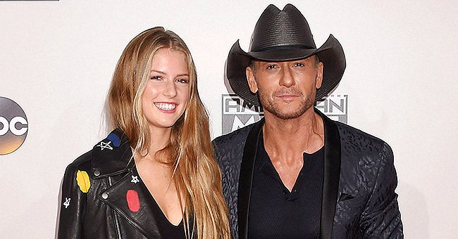 See How Tim McGraw Paid Tribute to His Daughter Maggie on Her 22nd Birthday