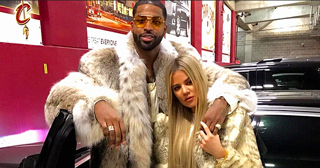 Khloé Kardashian from KUWTK Posts Sultry Photo in White and Ex Tristan Thompson Leaves a Flirty Comment