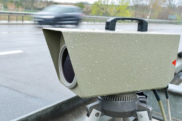 Photo of a Traffic Camera | Photo: Getty Images