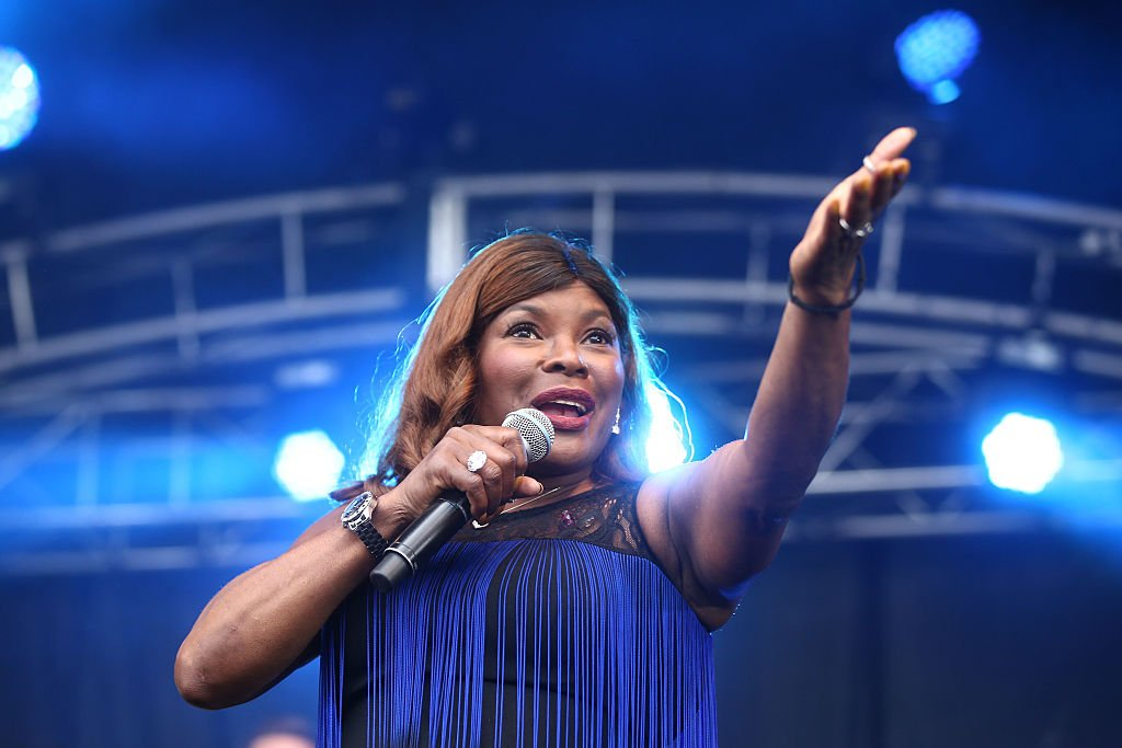 Marcia Hines performs in The Park on Emirates Melbourne Cup Day on November 1, 2016 in Australia. | Photo: Getty Images