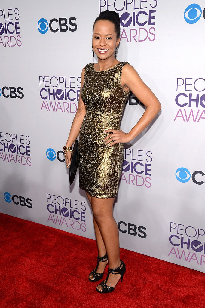 Tempestt Bledsoe at the 2013 People's Choice Awards on January 9, 2013 in Los Angeles   Photo: Getty Images