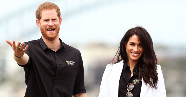 Prince Harry & Meghan Markle Vacationed at Princess Diana's Friend Elton John's House in Nice