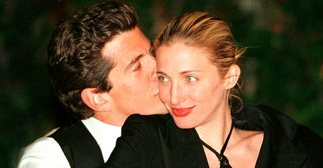 Look through John F Kennedy Jr and Carolyn Bessette's Tragic Love Story