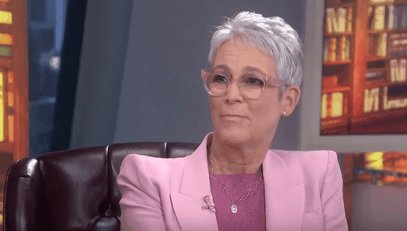 """Jamie Lee Curtis on the """"Today"""" show 