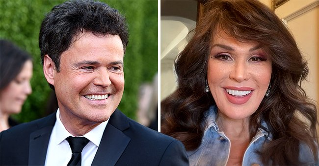 See Donny and Marie Osmond's Cute Birthday Tributes to Their Older Brother Virl
