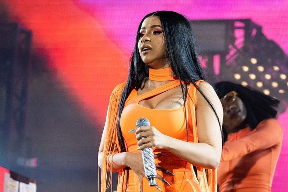 Cardi B performs on stage during Wireless Festival 2019 on July 05, 2019 in London, England | Photo: Getty Images