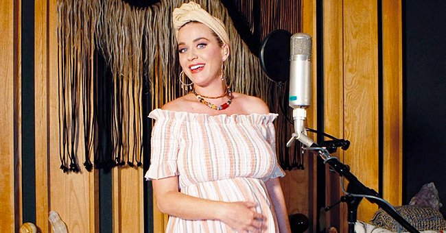 Us Weekly: Source Details How Katy Perry Feels Weeks before She Gives Birth to Her Daughter with Orlando Bloom