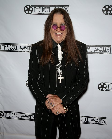 Ozzy Osbourne at Marilyn's Lounge inside the Eastside Cannery Casino Hotel on February 20, 2020 in North Las Vegas, Nevada. | Photo: Getty Images