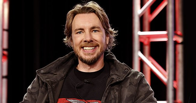 Watch Dax Shepard Shave the Side of His Head as He Matches His Daughter's Hair Cut