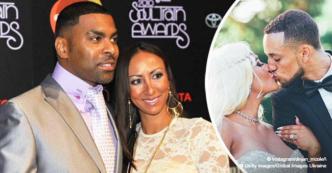 Remember singer Ginuwine? Ex-wife Solé's daughter De'jan is happily married to the love of her life