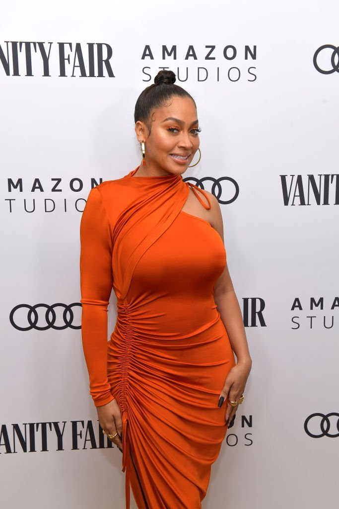 La La Anthony attends Vanity Fair, Amazon Studios and Audi Celebrate The 2020 Awards Season at San Vicente Bungalows | Photo: Getty Images