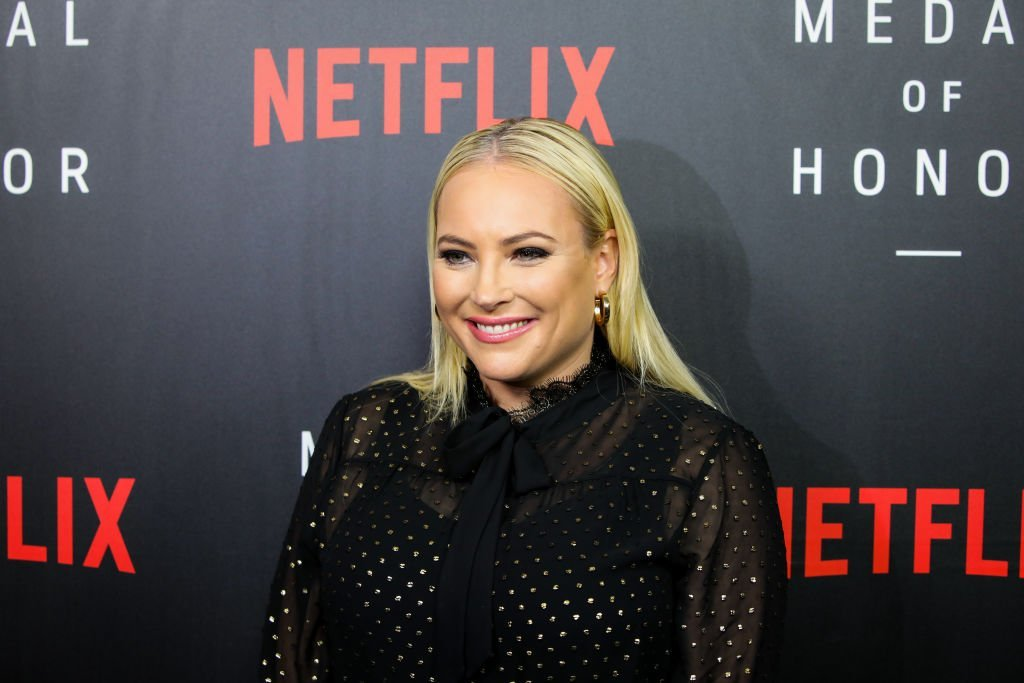Meghan McCain at the Netflix 'Medal of Honor' screening and panel discussion.   Source: Getty Images