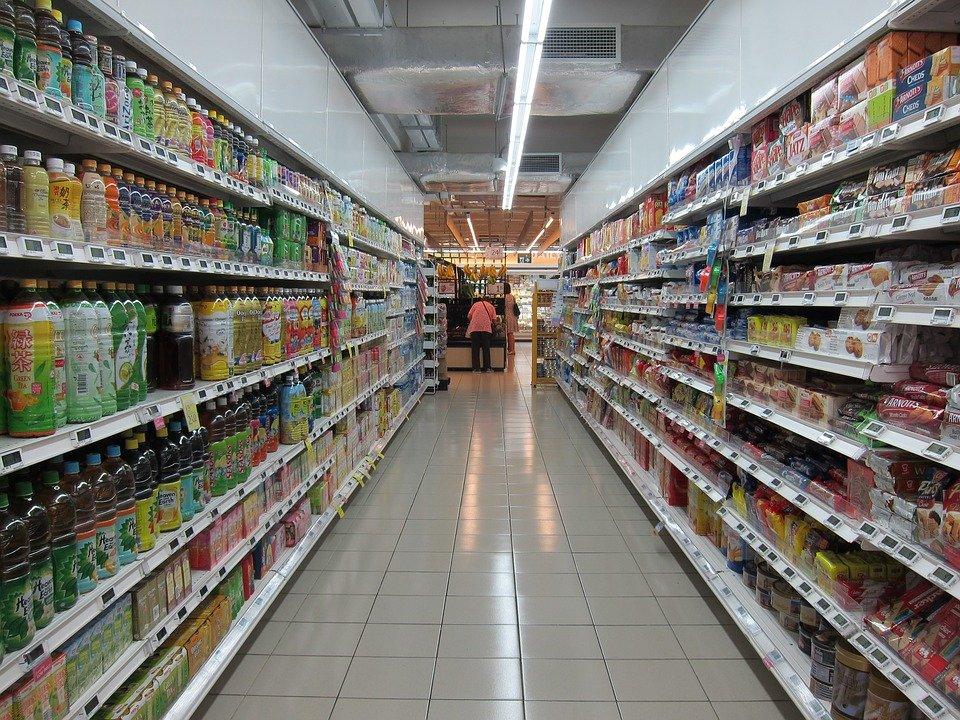 Supermarché | Photo : Pixabay