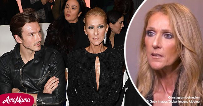 Backup dancer rescues Céline Dion from having a wardrobe malfunction in public