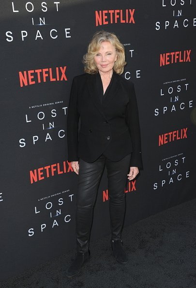 "Marta Kristen at the Premiere Of Netflix's ""Lost In Space"" Season 1 on April 9, 2018 