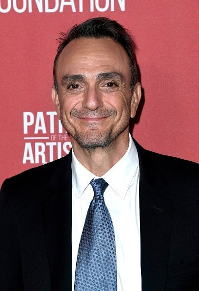 Hank Azaria at Wallis Annenberg Center for the Performing Arts on November 07, 2019 in Beverly Hills, California. | Photo: Getty Images