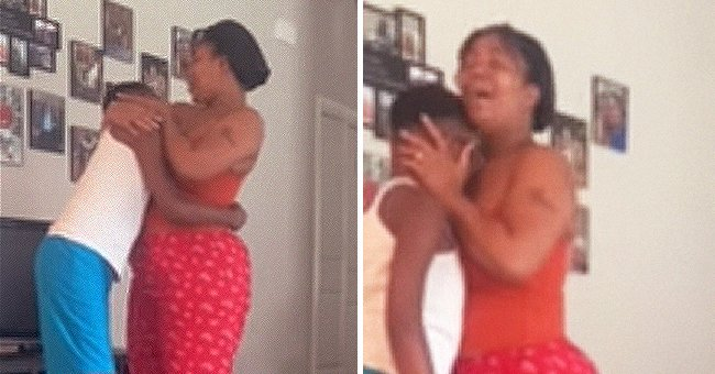 Video of Mom Fulfilling Her Teenage Son's Final Wish Goes Viral