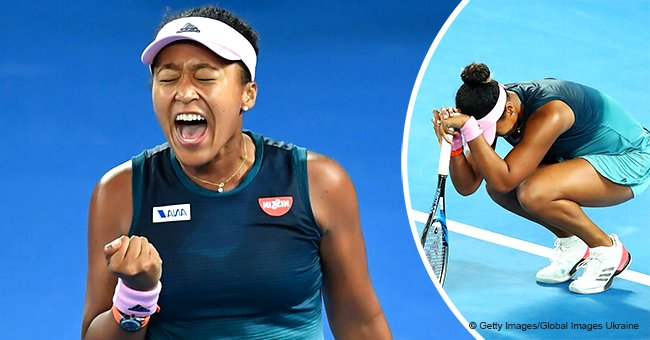 Naomi Osaka gets emotional as she wins Australian Open & becomes first Asian No. 1 player