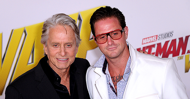 Michael Douglas' Son Cameron Hopes to Make Daughter Lua Proud after Overcoming Drug Addiction