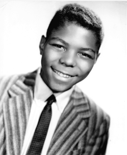 """Photo of Frankie Lymon from """"the Teenagers"""" circa 1970   Photo: Getty Images"""