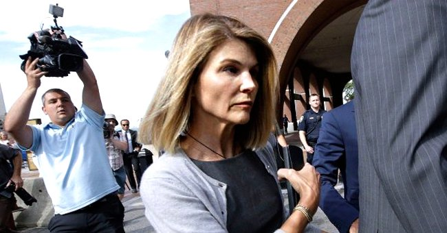 Us Weekly: Lori Loughlin's Stress Continues to Mount as She Debates Changing Her Plea in College Admissions Scandal