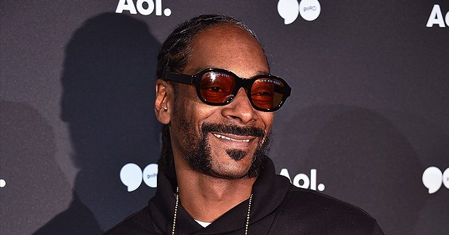 Snoop Dogg's Granddaughter Elleven Looks like a Little Lady as She Smiles & Wears Big Pink Cap in Video
