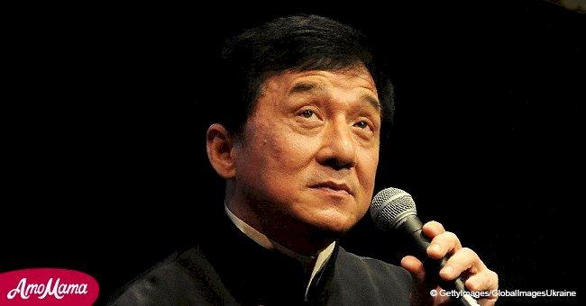 Jackie Chan gab in seinen Memoiren zu, seinen eigenen Sohn betrogen und geschlagen zu haben