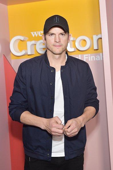 Ashton Kutcher au Microsoft Theater le 9 janvier 2019 à Los Angeles, Californie  Photo: Getty Images