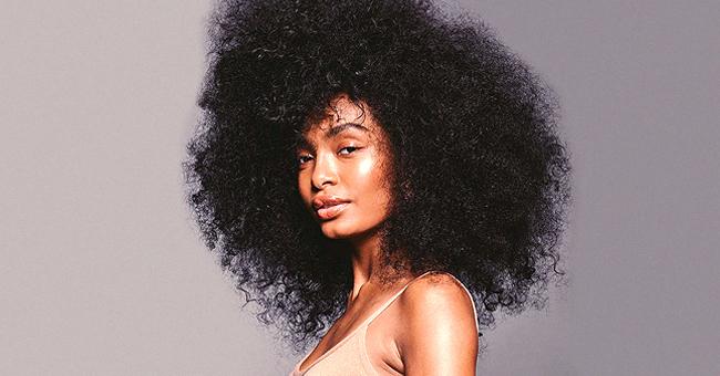 Yara Shahidi Is All Curls & Dewy Skin on Unretouched Harper's Bazaar Cover